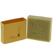 Savon pour le corps Peaux mixtes à grasses Argile verte Tea Tree Romarin 100 g
