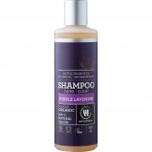 Shampooing pour cheveux normaux Purple lavender BIO 250 ml