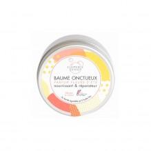 Mini baume onctueux nourrissant et réparateur - Parfum Fleurs d'été - 50 ml