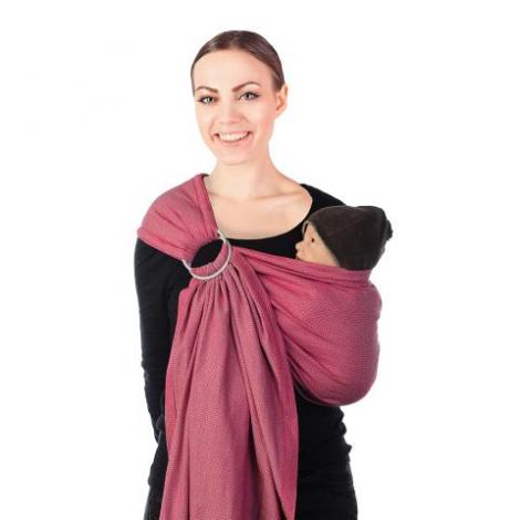 4e516e13a6e6 Echarpe portage bébé - Idée pour s habiller