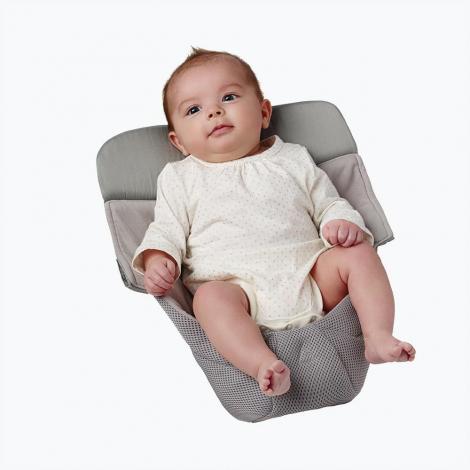 Coussin pour porte-bébé Cool air mesh - Gris modèle 2017