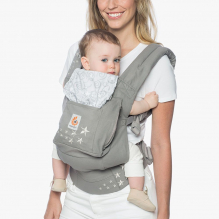 Porte-bébé tout-en-un 3 positions ORIGINAL - Galaxy grey