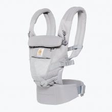 Porte-bébé ADAPT 3 positions - Cool air mesh - Pearl grey 49c274df740