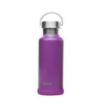 Bouteille nomade isotherme Travel Pot 500 ml mauve