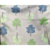 Kit complet - serviettes hygiéniques lavables - Ultra - Gris clair arbres