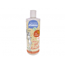 Gel douche BIO - Lait d'Abricot - 500 ml