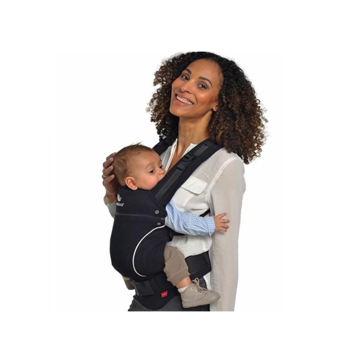 c6ec2ba4a82a Porte-bébé Baby carrier en coton BIO - Nigth black. Porte-bébé Baby carrier  en coton BIO - Nigth black