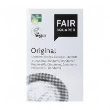 3 Préservatifs latex écologique Original
