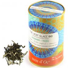 Thé vert glacé Bio Passion - Yuzu - 100 g