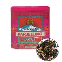 Thé vert Darjeeling Lotus - 100 g