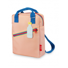 Sac-à-dos small 'Zipper Pink'