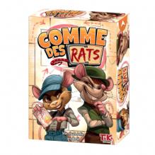 Comme Des Rats - à partir de 8 ans