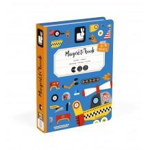 Magnéti'book Bolides à partir de 3 ans