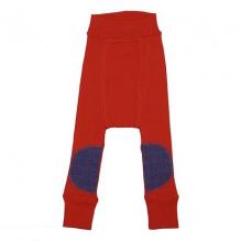 Pantalon pour bébé en laine avec protège-genoux - de 6 à 24 mois