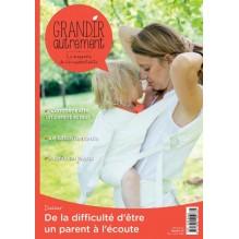 Grandir Autrement n°73 - Novembre / Décembre 2018
