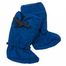 Chaussons ajustables en laine et en polaire - Quilt Poseidon