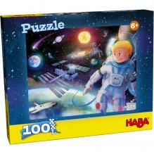 Puzzle 100 pièces - Univers - à partir de 6 ans