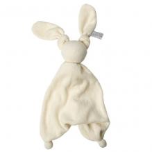 Doudou Floppy éponge - Off white/off white