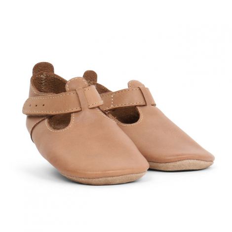 Chaussons 1010-13 - Jack and Jill - Caramel
