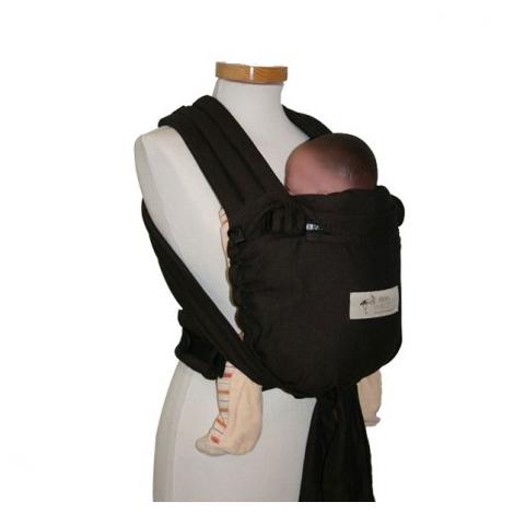 4e5018c71259 Porte bébé Baby Carrier Choco - SeBio