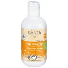 Shampooing brillance - orange bio et coco - 200 ml