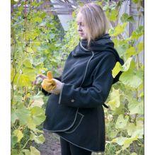 Manteau de maternité - noir - Taille Unique 0fc1bbd77e2
