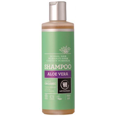 Shampooing pour cheveux normaux à l'aloe vera BIO 250 ml